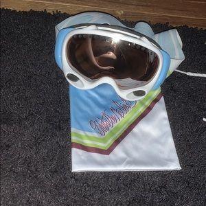 Oakley high goggles